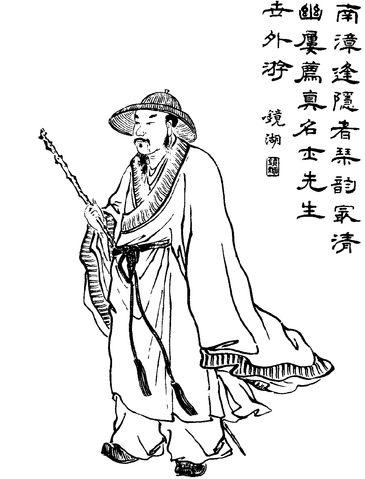 tranh vẽ chân dung Tư Mã huy